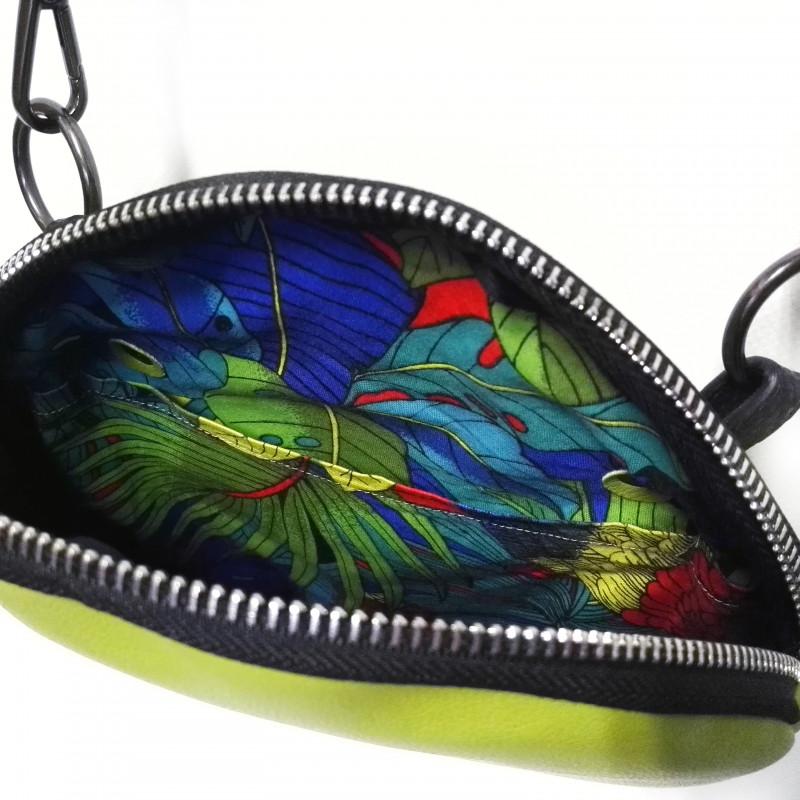 kabelka / ledvinka OKoLO jasně zelená