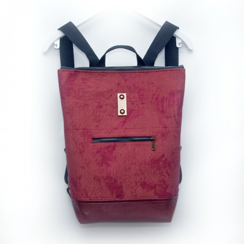 Backpack BoX RED....