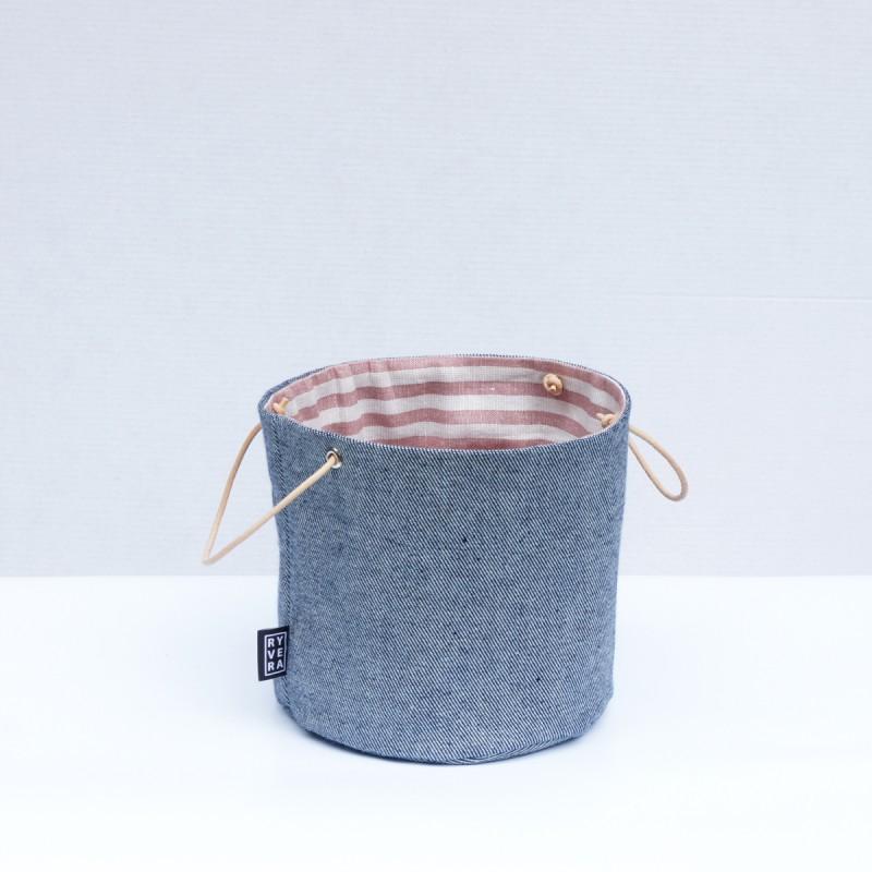 textilní koš DŽÍNS 1